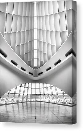 Modern Architecture Canvas Prints