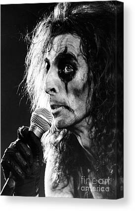 Alice Cooper Canvas Prints