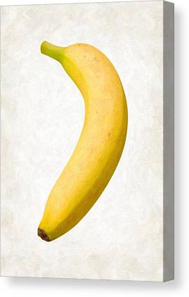 Banana Canvas Prints