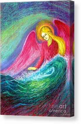 Archangel Canvas Prints