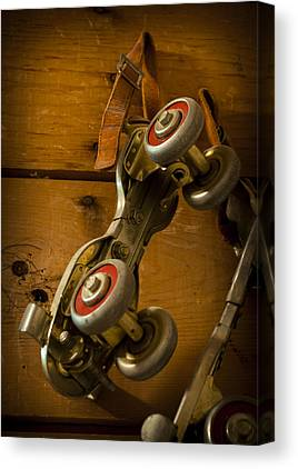 Roller Skating Canvas Prints