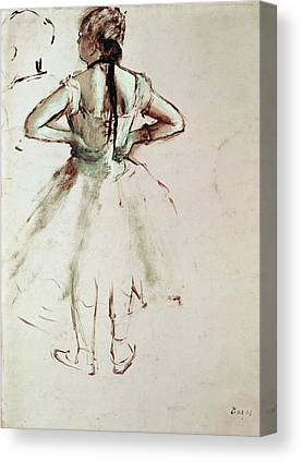 Edgar Degas Canvas Prints