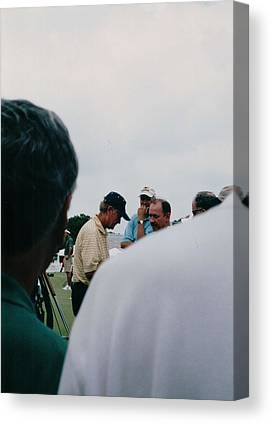 Jack Nicklaus Canvas Prints