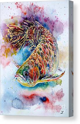 Freshwater Canvas Prints