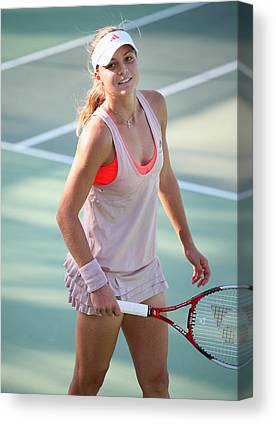 Maria Kirilenko Canvas Prints