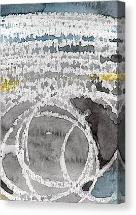 Saltwater Canvas Prints