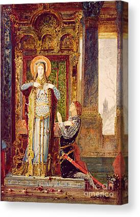 Icon Reproductions Canvas Prints