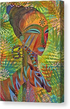 Exotic Canvas Prints