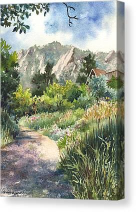 Boulders Canvas Prints