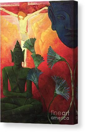 Spiritualism Canvas Prints