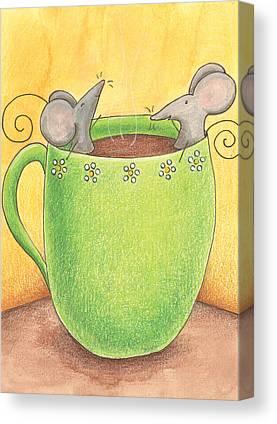 Sweet Tea Canvas Prints