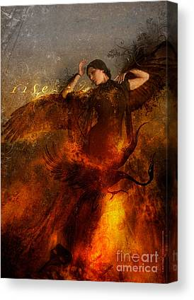 Muses Canvas Prints