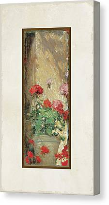 Childe Mixed Media Canvas Prints