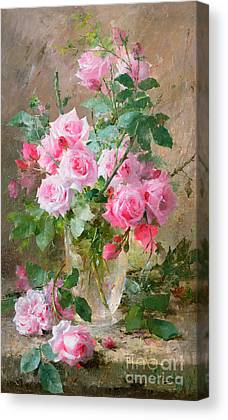 Horticulture Paintings Canvas Prints