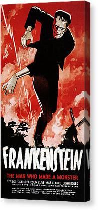 1931 Movies Canvas Prints