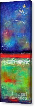 A Thousand Whishing Stars Canvas Prints