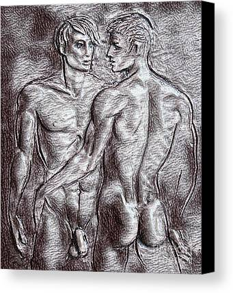 Homoerotic Drawings Limited Time Promotions