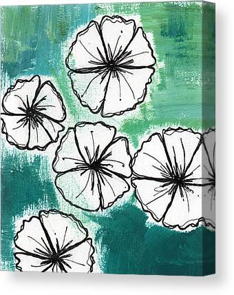 Petunia Canvas Prints