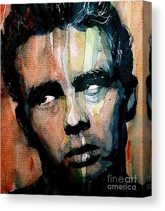 James Dean Canvas Prints