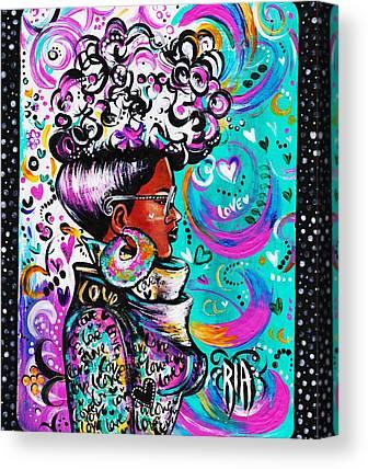 Artist Canvas Prints