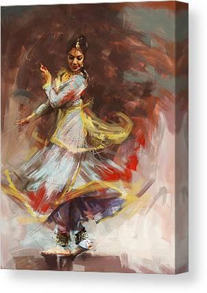 Kathak Dance Art Fine Art America
