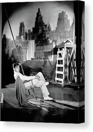 1930s Movies Canvas Prints
