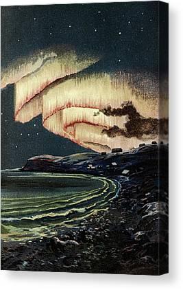 Astrophysics Canvas Prints