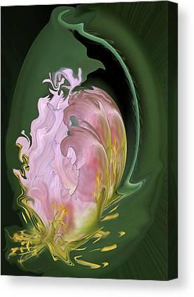Digitally Manipulated Canvas Prints