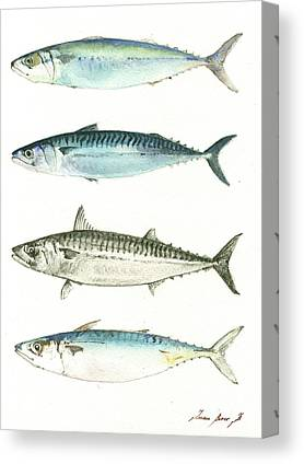 Sport Fishing Canvas Prints