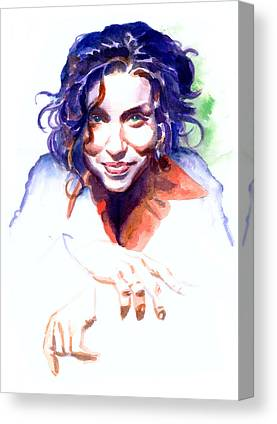 Ani Difranco Canvas Prints