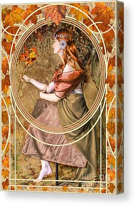 Mucha Canvas Prints