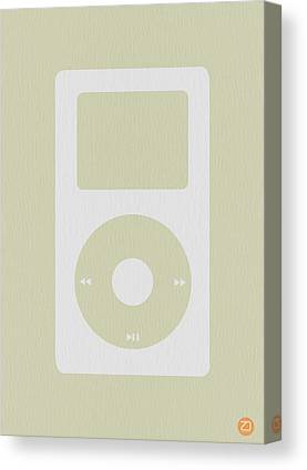 Ipad Design Canvas Prints