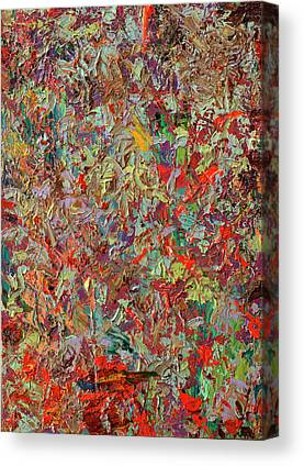 Abstract Expressionism Canvas Prints