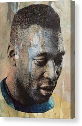 Pele Canvas Prints