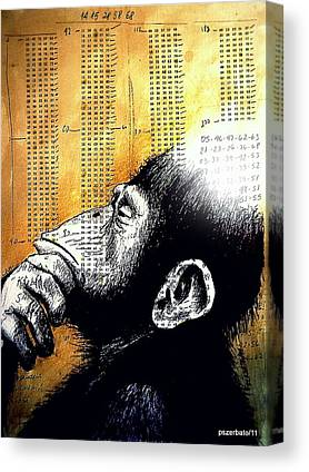 Operations Of Thought Canvas Prints
