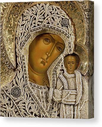 Orthodox Mixed Media Canvas Prints