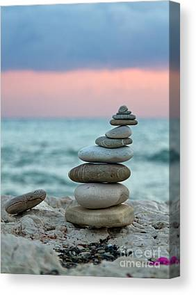 Stone Canvas Prints