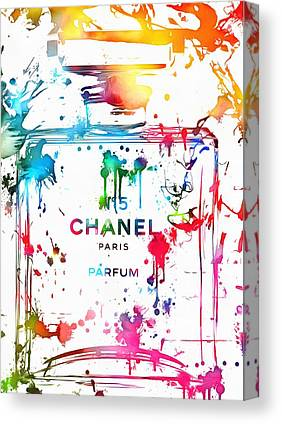 Glamor Paintings Canvas Prints