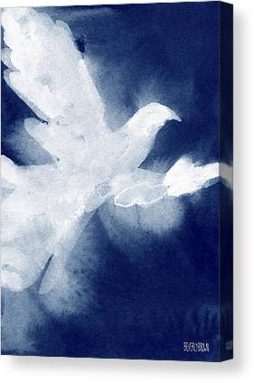 Dove Canvas Prints