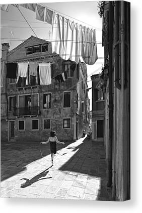 Jump Rope Canvas Prints
