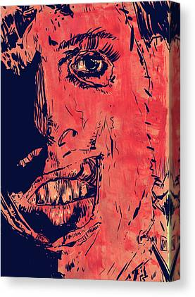Chainsaw Canvas Prints