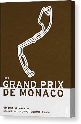 Prix Canvas Prints