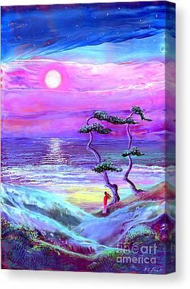 Monterey Canvas Prints