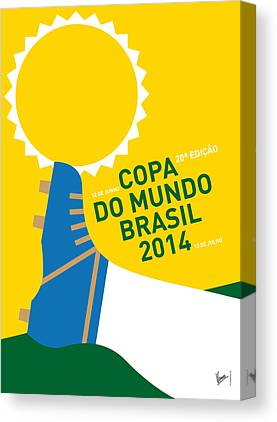 World Cup Canvas Prints