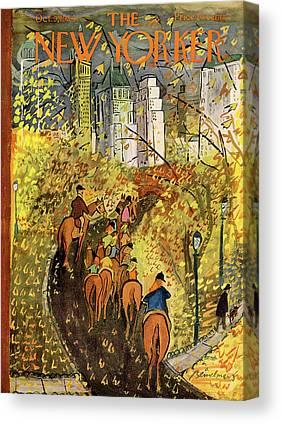 1954 Canvas Prints