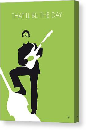 Music Inspired Canvas Prints
