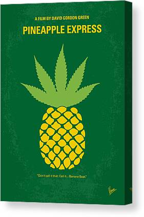 Marijuana Canvas Prints