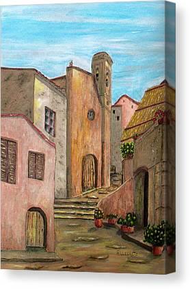 Arcylic Canvas Prints