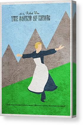 Julie Canvas Prints