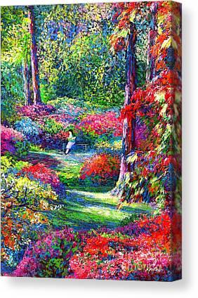 Azalea Canvas Prints